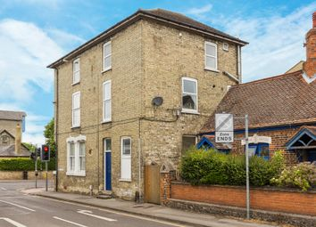 Thumbnail 2 bed flat for sale in Queens Road, Royston