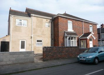 Thumbnail 4 bed semi-detached house to rent in Templar Terrace, Porthill, Newcastle-Under-Lyme