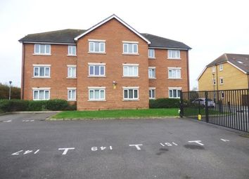 Thumbnail 2 bed flat for sale in Fellowes Road, Fletton, Peterborough, Cambridgeshire