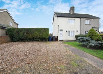 Thumbnail 3 bed semi-detached house for sale in Cambridge Road, Balsham, Cambridge