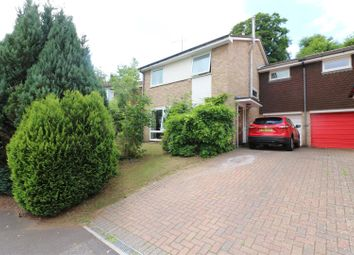 Thumbnail 4 bed property for sale in St. Ives Close, Digswell, Welwyn, Herts