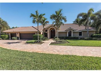 Thumbnail 4 bed property for sale in 692 Carica Rd, Naples, Fl, 34108