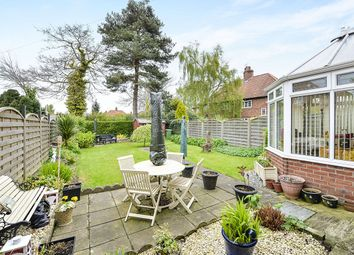 Thumbnail 3 bed terraced house for sale in Cherry Tree Avenue, New Earswick, York