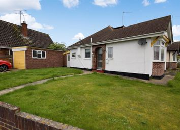 Thumbnail 3 bed detached bungalow for sale in Burnside Crescent, Broomfield, Chelmsford