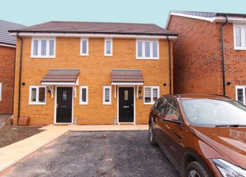 Thumbnail 2 bed semi-detached house to rent in Savant Way, Walsall