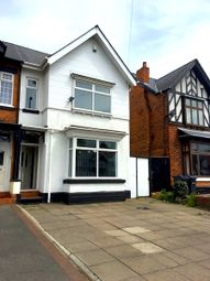 Thumbnail 4 bed semi-detached house to rent in Warwick Road, Birmingham