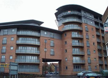 Thumbnail 1 bed flat to rent in Alvis House, Manor House Drive, Coventry