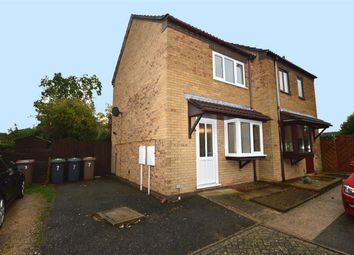 Thumbnail 2 bed semi-detached house for sale in Ashby Court, Sleaford