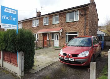 Thumbnail 3 bed end terrace house for sale in Farndon Avenue, Hazel Grove, Stockport