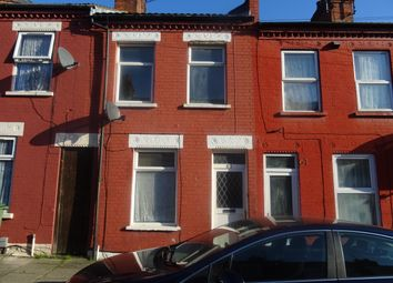 Thumbnail 3 bed terraced house to rent in Warwick Road, Luton