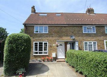 Thumbnail 3 bed end terrace house for sale in Shortlands Green, Welwyn Garden City