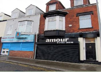 Thumbnail Studio to rent in Grant Street, Cleethorpes