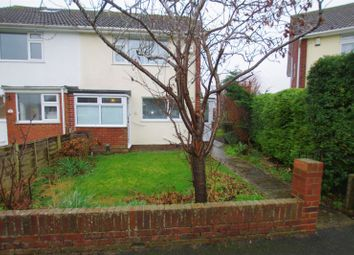 Thumbnail 3 bed semi-detached house for sale in Ellingdon Road, Wroughton, Swindon