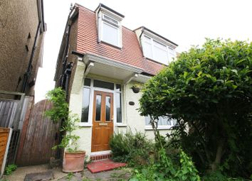 Thumbnail 3 bedroom semi-detached house for sale in Hertford Road, Hoddesdon