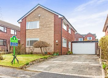Thumbnail 4 bed detached house for sale in Marnland Grove, Ladybridge, Bolton