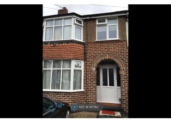 Thumbnail 3 bedroom terraced house to rent in Wrigsham St, Coventry