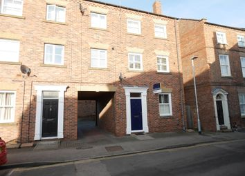 Thumbnail 4 bed town house for sale in St. Johns Street, Howden, Goole