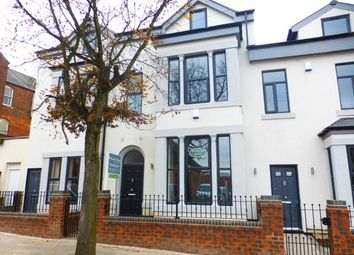 Thumbnail 5 bedroom mews house for sale in Albany Road, Harborne, Birmingham