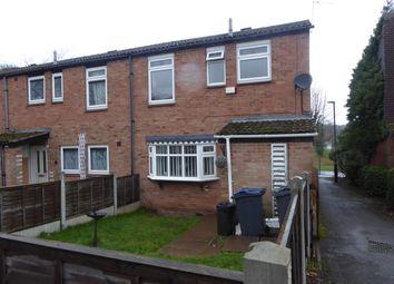 Thumbnail 2 Bed Terraced House For Sale In Monkshood Retreat Birmingham