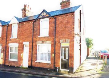 Thumbnail 2 bed end terrace house for sale in Crowland Road, Haverhill