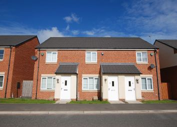 Thumbnail 2 bedroom terraced house for sale in Havannah Drive, Wideopen, Newcastle Upon Tyne