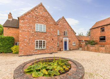 Thumbnail 6 bed detached house for sale in College Farm House, Main Street, West Markham, Newark, Nottinghamshire