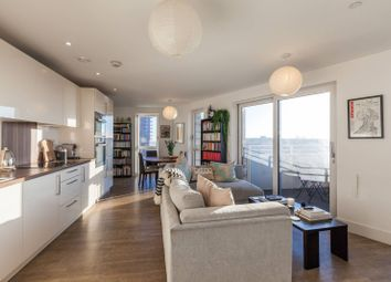 Thumbnail 2 bed flat for sale in Hannaford Walk, Bow