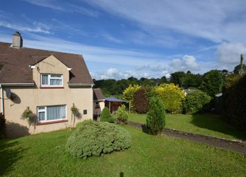 Thumbnail 2 bed end terrace house for sale in Melbourne Road, Liskeard, Cornwall