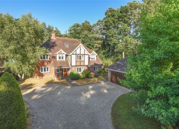 Thumbnail 7 bed detached house for sale in Sandhurst Road, Finchampstead, Wokingham, Berkshire