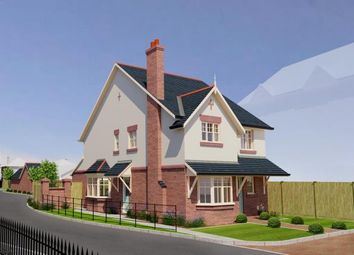 Thumbnail 4 bed detached house for sale in Minshull Court, Chesterfield Road