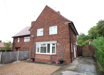 Thumbnail 3 bed semi-detached house for sale in Queens Road South, Eastwood, Nottingham