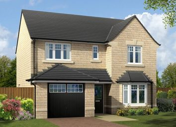 "Thumbnail 4 bedroom detached house for sale in ""The Nidderdale"" at Crosland Road, Huddersfield"