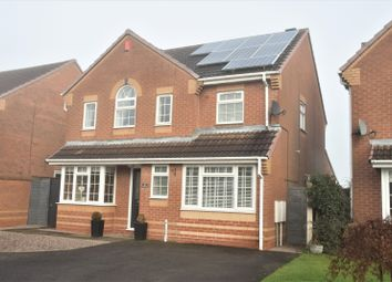 Thumbnail 4 bed detached house for sale in Paradise Close, Moira