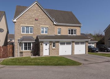 Thumbnail 6 bedroom detached house for sale in Kingfisher Place, Inverurie, Aberdeenshire