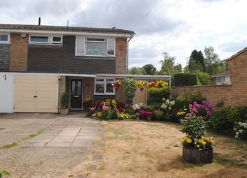 Thumbnail 3 bed semi-detached house for sale in Clare Road, Prestwood, Great Missenden