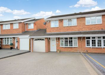 Thumbnail 3 bed semi-detached house for sale in Greenlea Close, Stoke-On-Trent