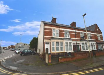 Thumbnail 2 bed end terrace house to rent in Knighton Fields Road East, Knighton Fields, Leicester
