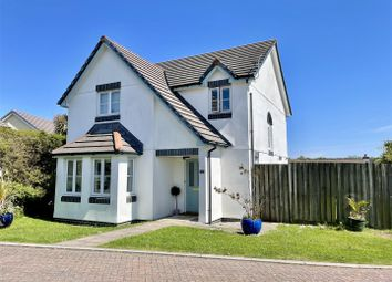 Thumbnail 4 bed detached house for sale in Read Close, Penryn