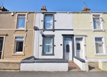 Thumbnail 3 bed terraced house for sale in Victoria Road, Workington
