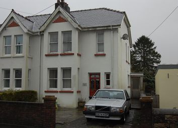 Thumbnail 3 bed semi-detached house for sale in Blaenau Road, Llandybie, Ammanford