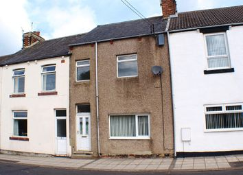Thumbnail 3 bed terraced house to rent in Rodwell Street, Trimdon Station