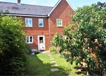 Thumbnail 2 bed terraced house for sale in Wythe Close, Hermitage, Thatcham
