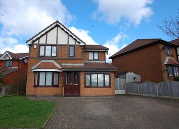Thumbnail 4 bed detached house to rent in Meadowbank, Ashton-Under-Lyne