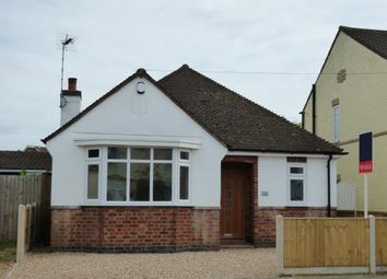 Thumbnail 2 bedroom bungalow for sale in Horsewell Lane, Little Hill, Wigston, Leicester