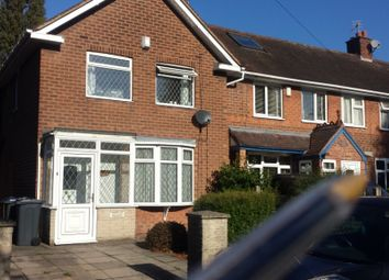 Thumbnail 2 bed terraced house to rent in Chipstead Road, Erdington, Birmingham