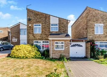 3 bed link-detached house for sale in Carisbrooke Road, Strood, Rochester, Kent ME2