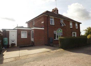 Thumbnail 4 bedroom semi-detached house for sale in Roman Way, Elvington, Dover, Kent