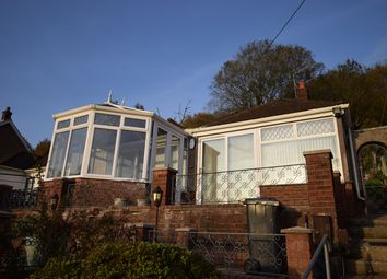Thumbnail 2 bedroom detached bungalow for sale in Leigh Road, Pontnewynydd, Pontypool