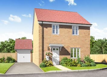 Thumbnail 3 bed detached house for sale in Masons Drive, Great Blakenham, Ipswich