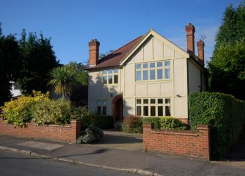 Thumbnail 4 bedroom detached house to rent in West Grove, Hersham, Walton-On-Thames